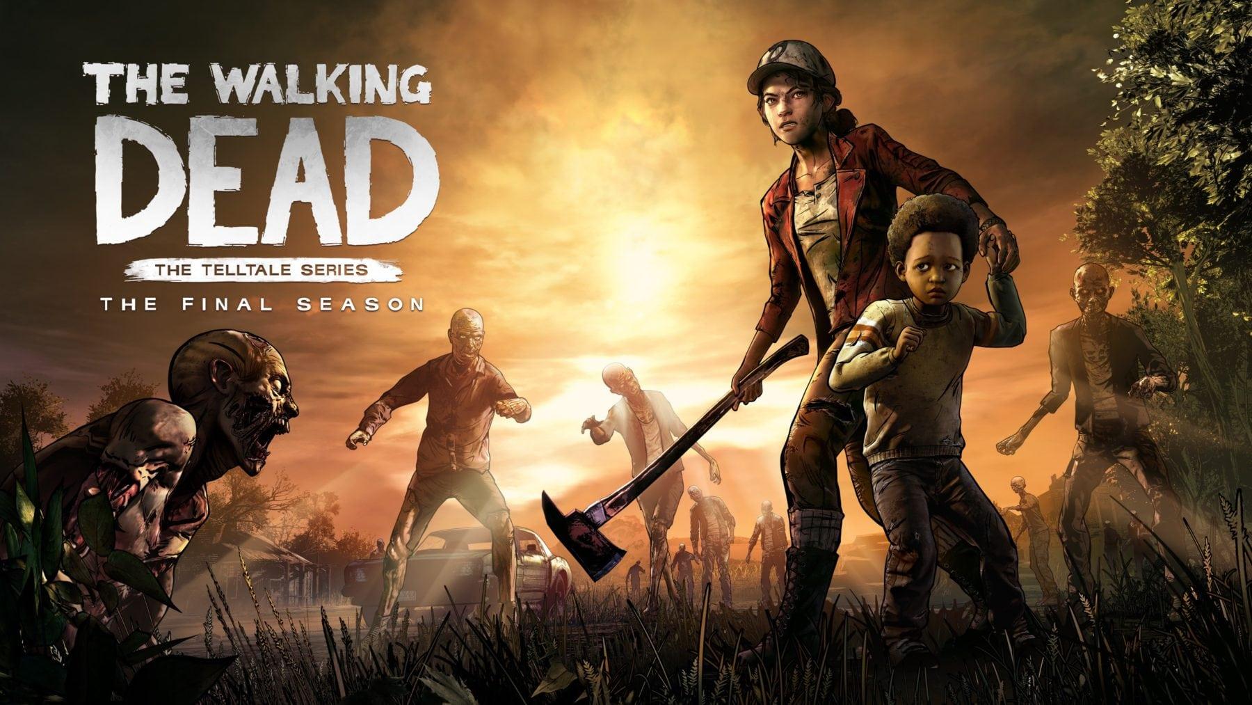 El último tráiler de The Walking Dead: The Final Season se burla del viaje final de Clemantine