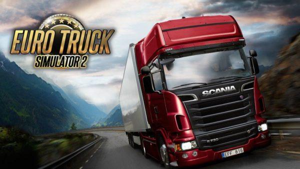Euro Truck Simulator 2 Update 1.33 sale a la carretera