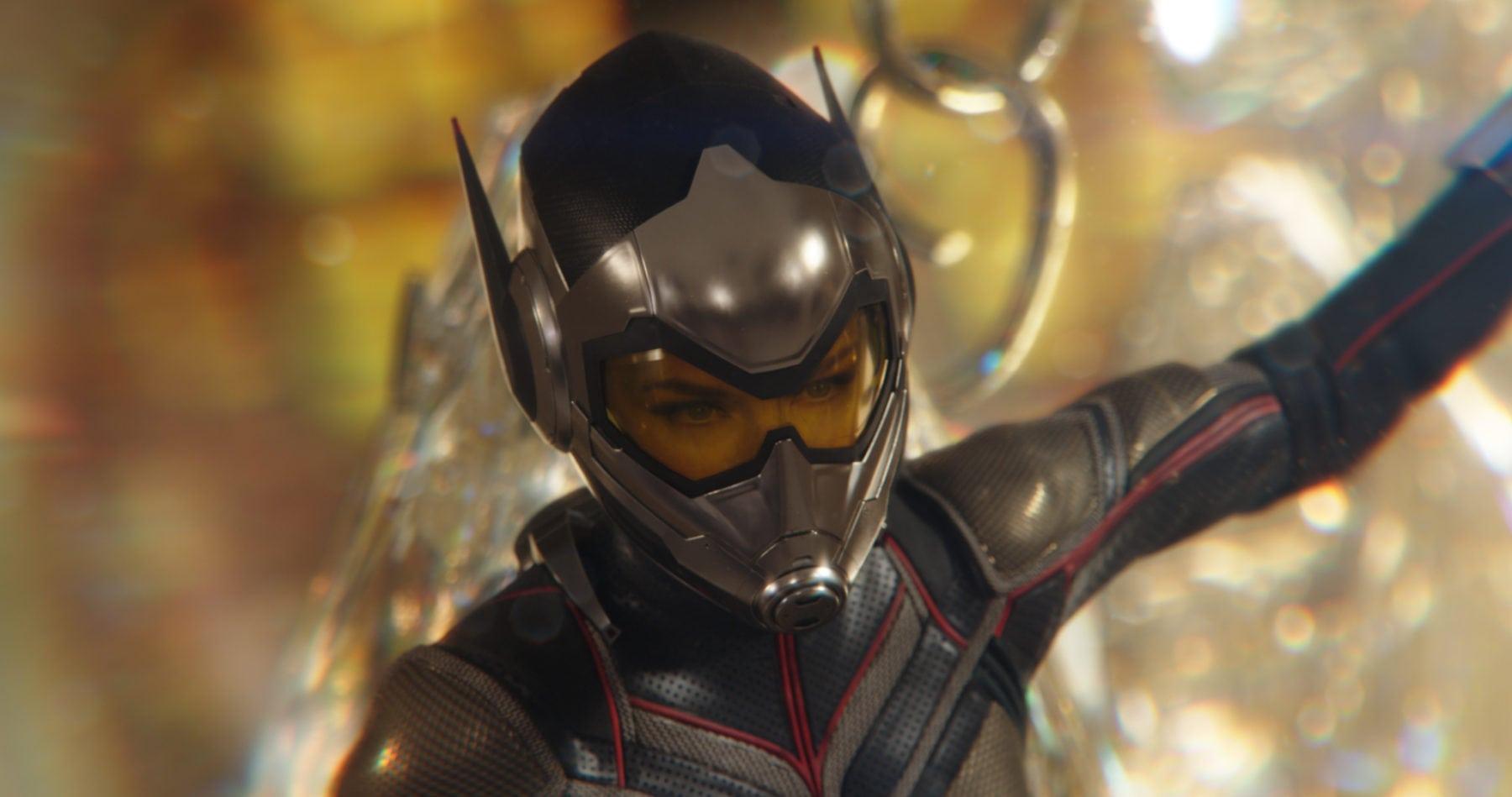 Evangeline Lilly quisiera ver al Capitán Marvel de Brie Larson liderando un equipo de Vengadores