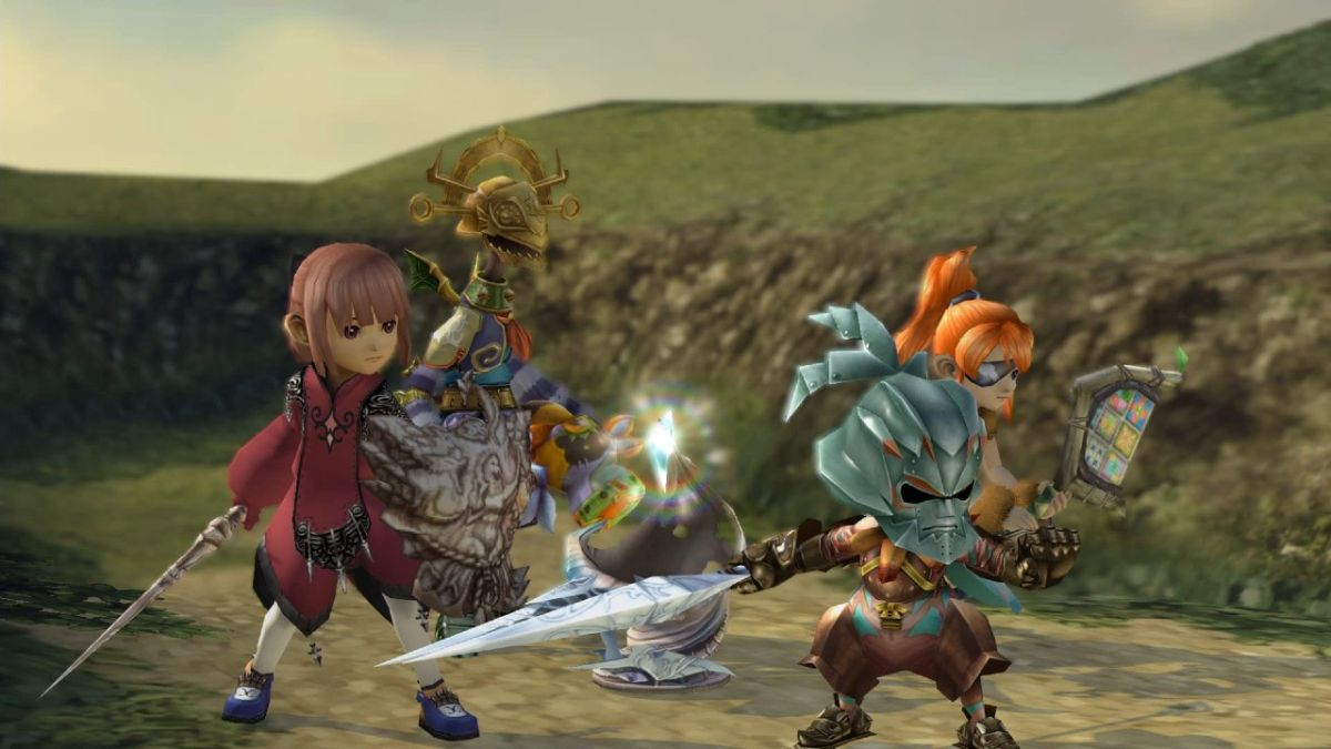 Final Fantasy Crystal Chronicles se lanzará en agosto con una generosa demostración