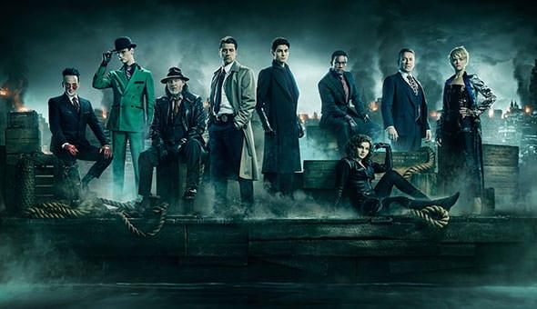 Gotham concluye la producción en la quinta y última temporada, se lanza una nueva foto del elenco