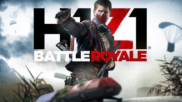H1Z1: Battle Royale beta abierta ahora disponible en Playstation 4