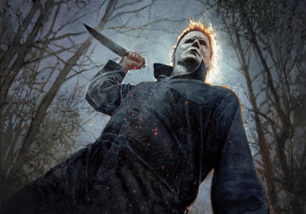 Halloween rastreando un fin de semana de apertura de taquilla