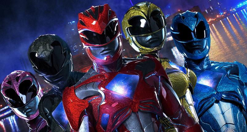 Hasbro planea nuevas películas de Power Rangers