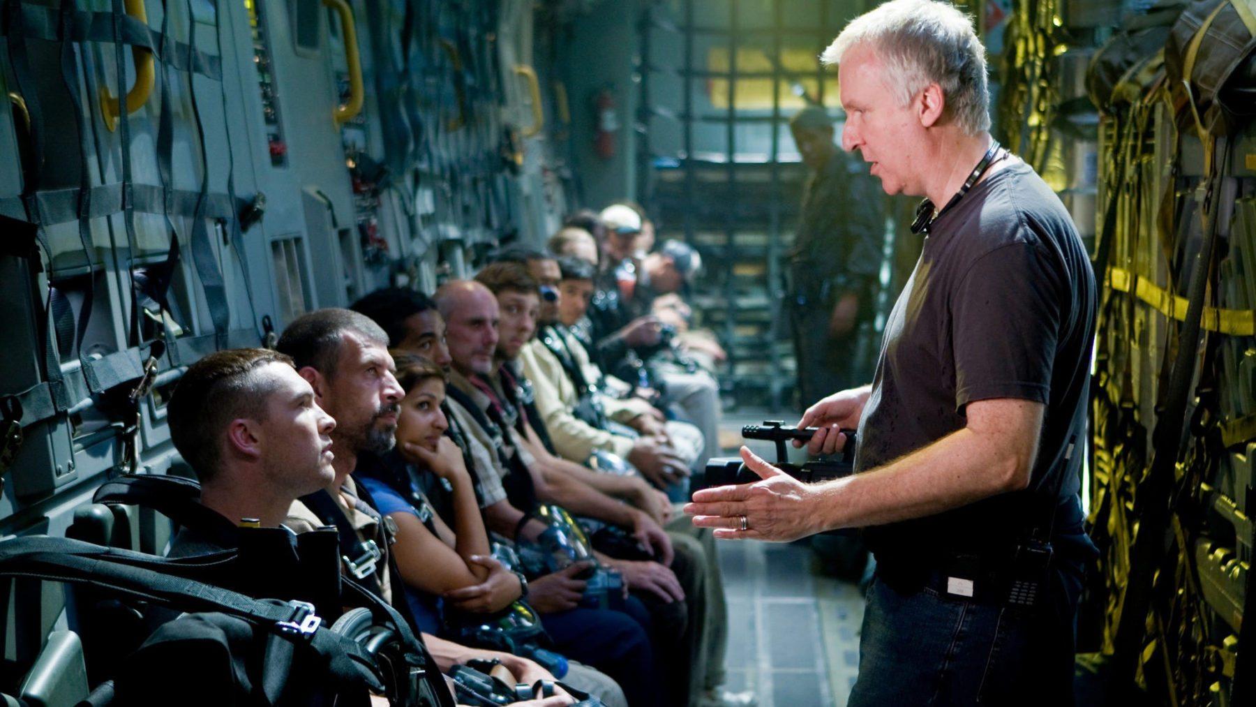 James Cameron confirma los rumorados títulos de la secuela de Avatar, pero están sujetos a cambios