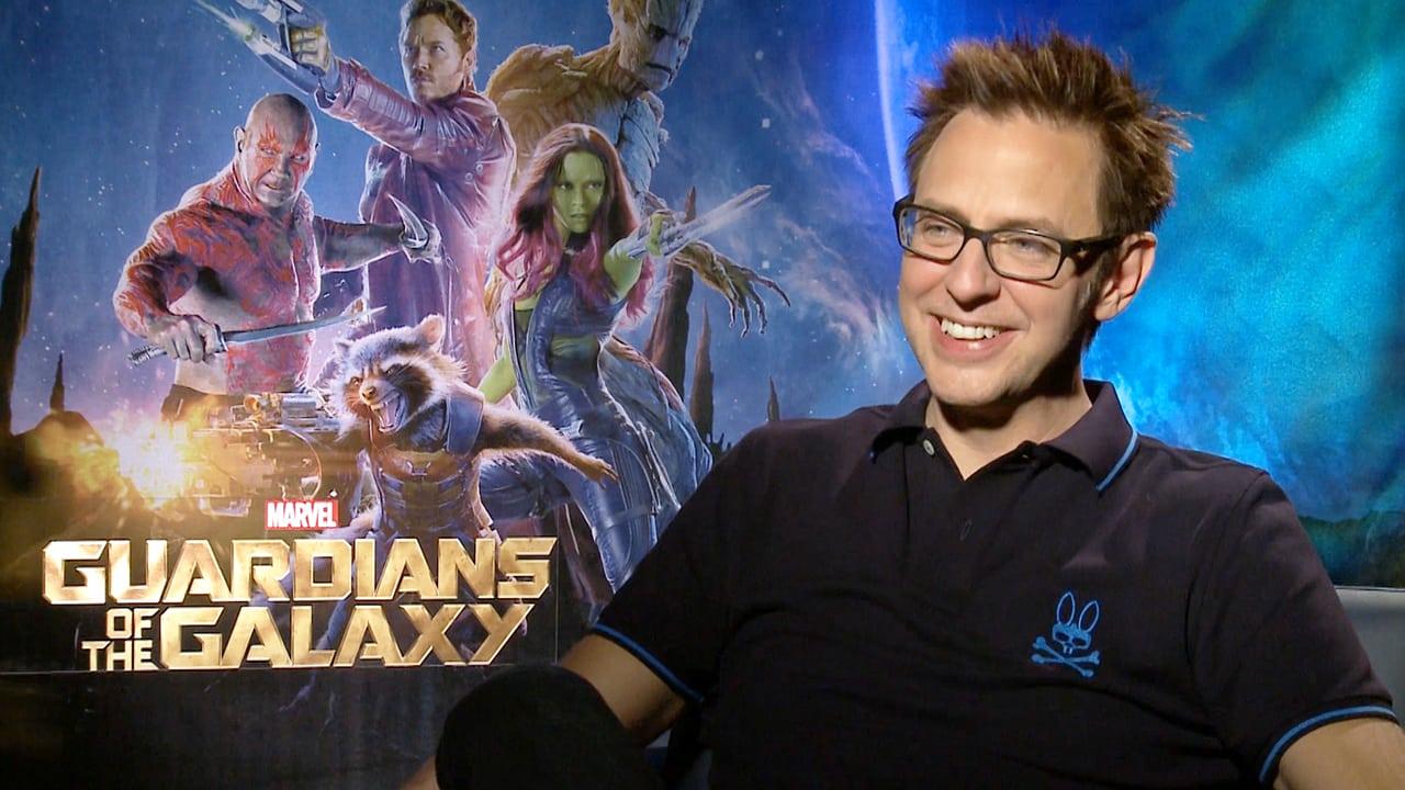 James Gunn no tiene planes de hacer Guardians of the Galaxy Vol.  4 4