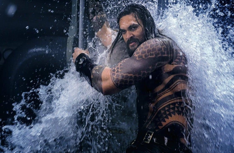 James Wan se burla de la escena de lucha de Aquaman