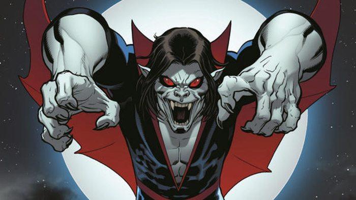 Jared Leto comparte la imagen detrás de escena del spin-off de Spider-Man Morbius