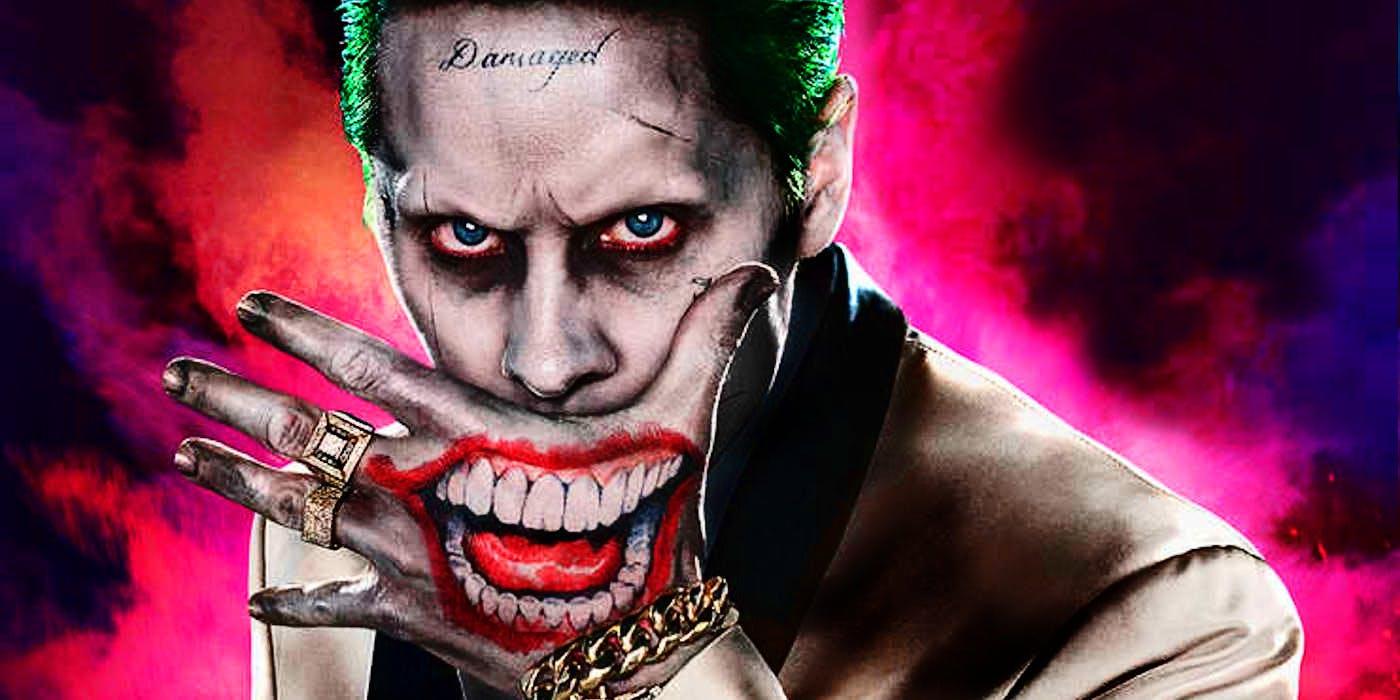 Jared Leto 'definitivamente' abierto a regresar como The Joker en el DCEU
