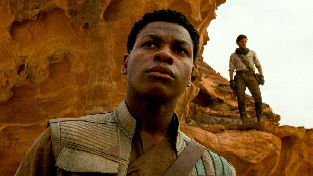 John Boyega ha confesado que fue el culpable de dejar el guión de Star Wars: The Rise of Skywalker debajo de su cama