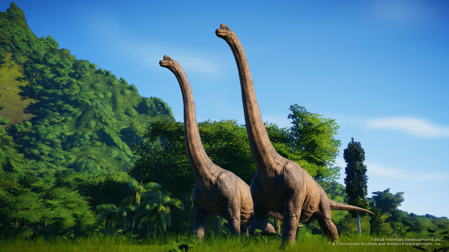 Jurassic World Evolution ahora disponible, mira el avance aquí