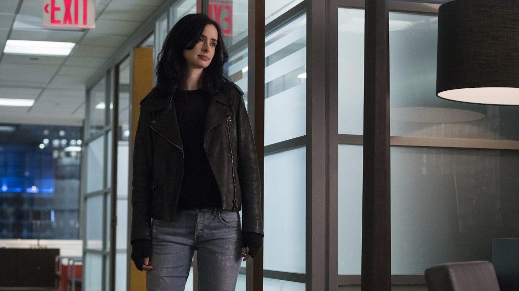 Krysten Ritter hará su debut como directora con Jessica Jones temporada 3