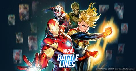 La actualización 2.4 llega para Marvel Battle Lines