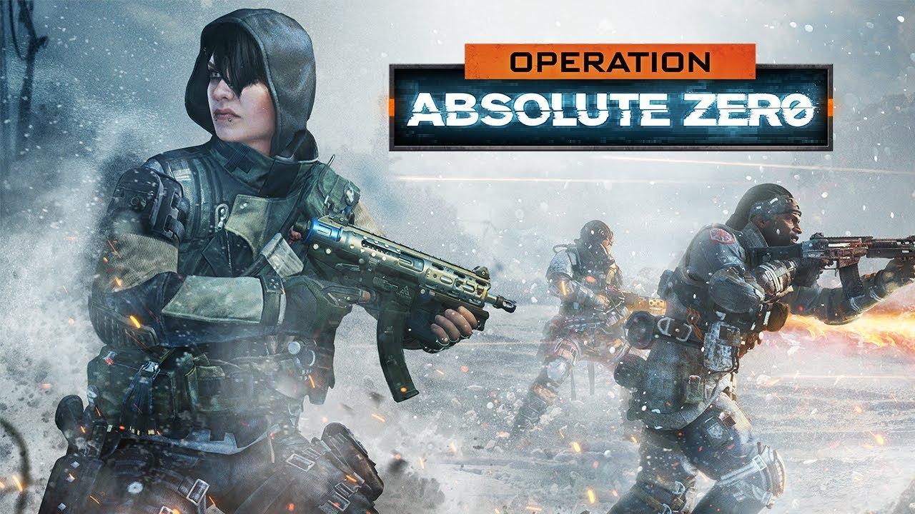 La actualización de Operation Absolute Zero llega a Call of Duty: Black Ops 4 en PS4 el martes