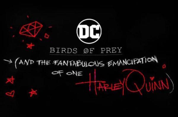 La detective Renee Montoya y Harley Quinn fueron vistas en las últimas fotos del set de Birds of Prey