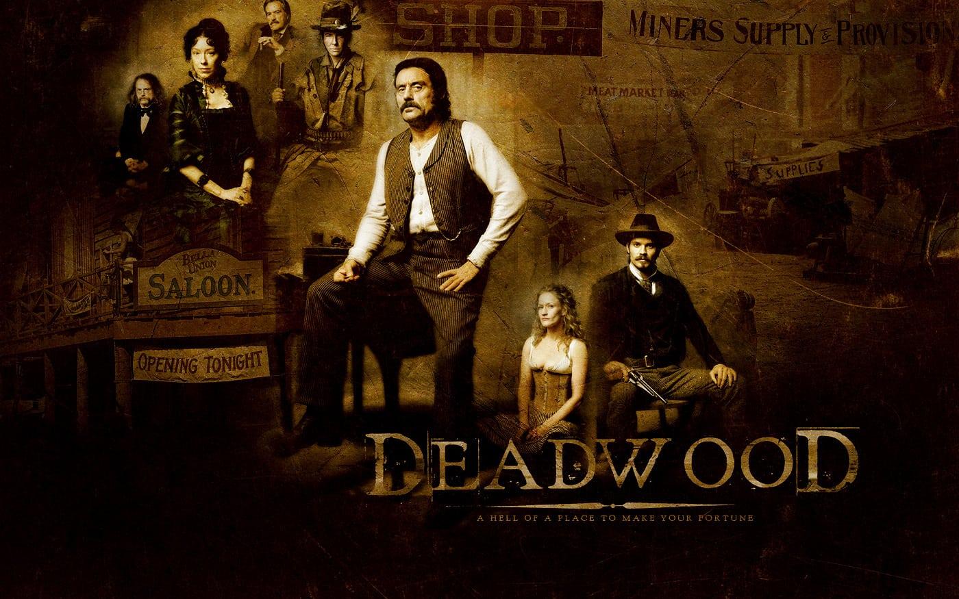 La estrella de Deadwood comenta sobre el guión de