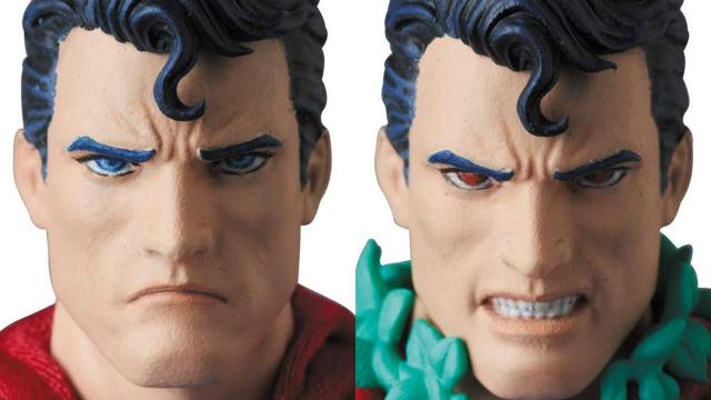 La figura poseída de Hush Superman podría olvidar el nombre de su madre