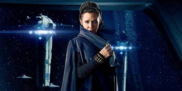 La general Leia Organa aparecerá en Star Wars Resistance