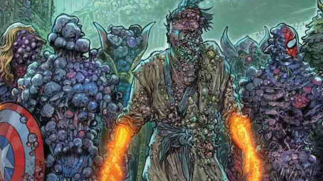 La miniserie de contagio de Marvel llega este otoño
