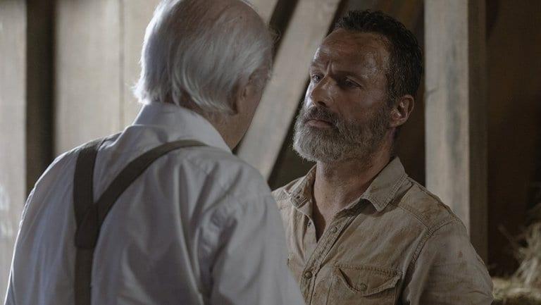 La salida de Rick hace poco para ayudar a las calificaciones de The Walking Dead, ya que Andrew Lincoln descarta el regreso de las series de televisión