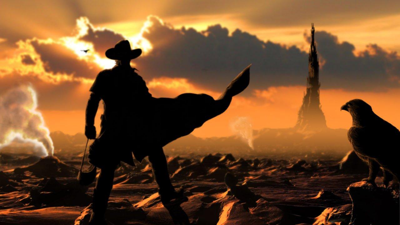La serie de televisión Dark Tower encuentra a Gunslinger y Man in Black