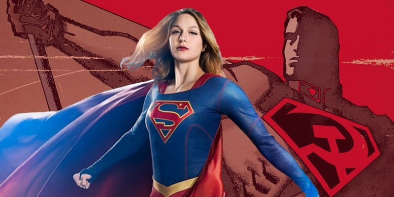La temporada 4 de Supergirl rendirá homenaje a Superman: Red Son