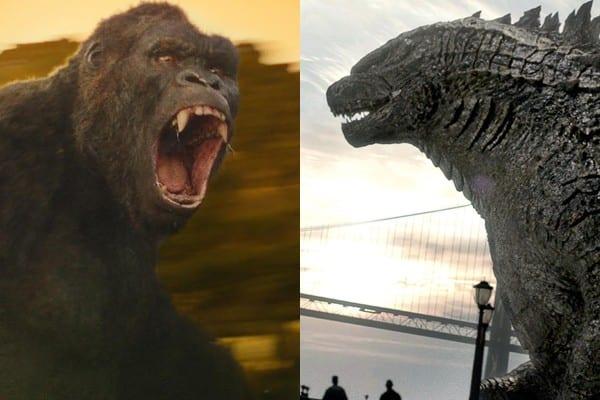 Las primeras fotos del set Godzilla vs. Kong muestran a Alexander Skarsgard y Eiza González