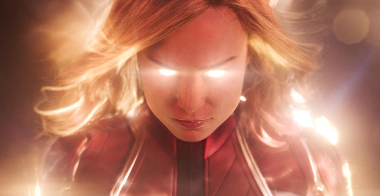 Las primeras proyecciones de taquilla del Capitán Marvel sugieren un fin de semana de apertura nacional de $ 160 millones