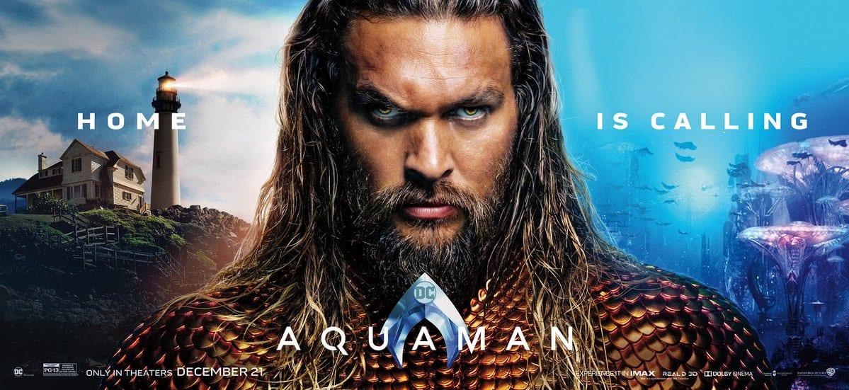 Las ventas anticipadas de boletos de Aquaman superan a Avengers: Infinity War and Venom