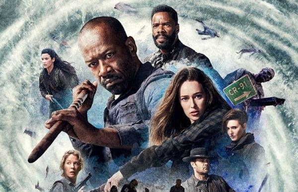 Lennie James revela cómo el elenco de The Walking Dead reaccionó ante él dejando el programa