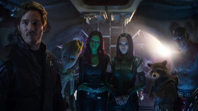 Los directores de Avengers: Infinity War discuten una escena eliminada de Guardianes de la Galaxia