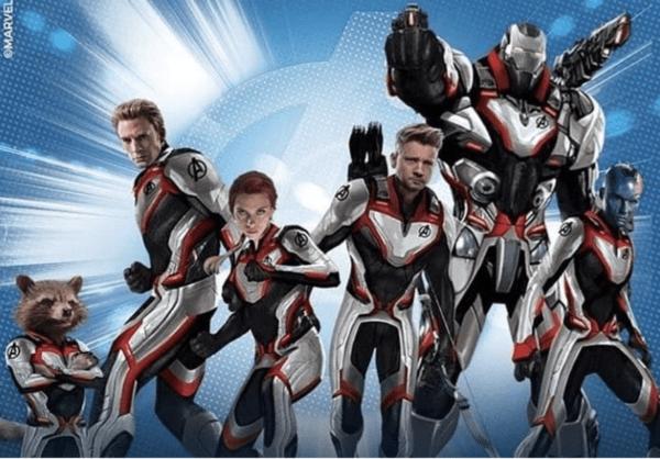 Los trajes blancos de The Avengers: Endgame son para ayudar a separar la película de Infinity War