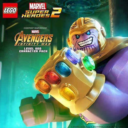 Lucha contra los héroes más poderosos de la Tierra como Thanos en LEGO Marvel Super Heroes 2's Avengers: Infinity War DLC