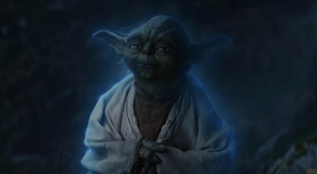 Luke Skywalker recibe la visita de un viejo amigo en el clip de Star Wars: The Last Jedi