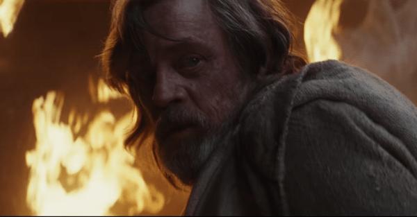 Mark Hamill desea que la reacción de Luke a la muerte de Han Solo no haya sido cortada de Star Wars: The Last Jedi