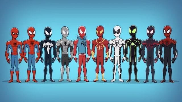 Marvel celebra el Día del Hombre Araña con una retrospectiva de disfraces