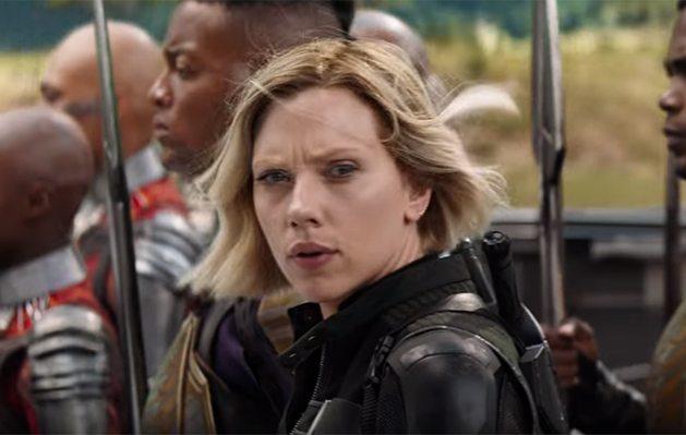 Marvel se ha reunido con varias cineastas para la película Black Widow