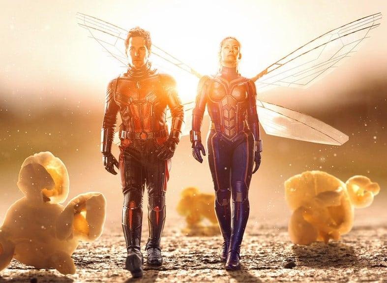 Marvel's Ant-Man and the Wasp tiene dos escenas posteriores a los créditos, las primeras reacciones a la película son muy positivas