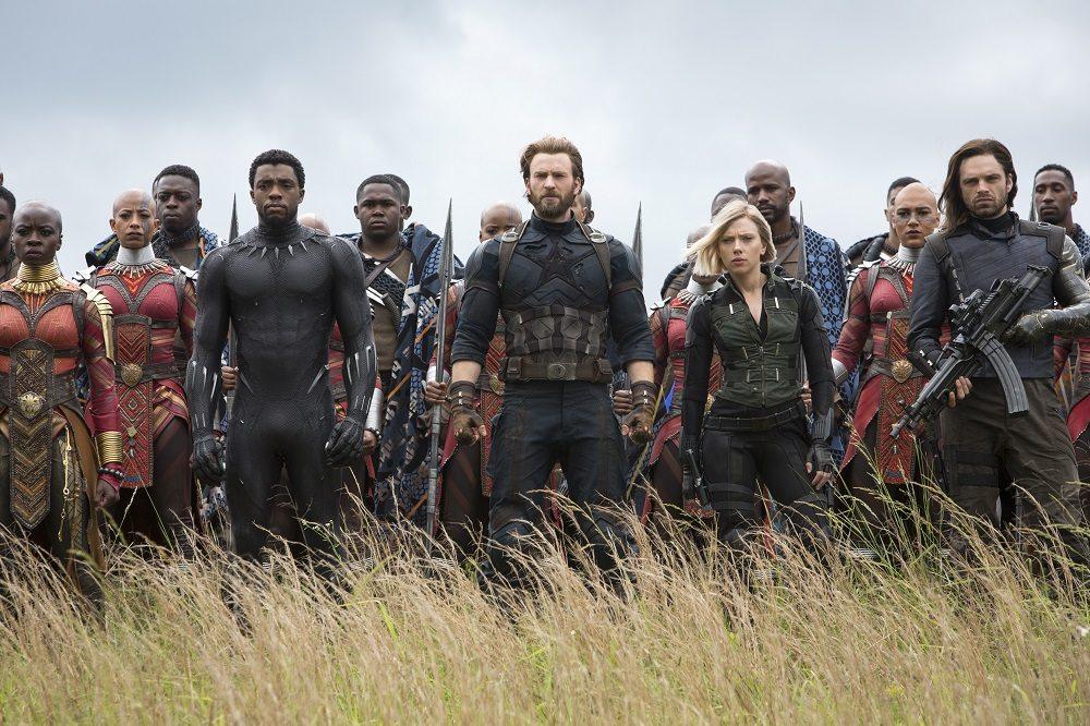 Marvel's Avengers: Infinity War llega a $ 1 mil millones en la taquilla mundial en tiempo récord