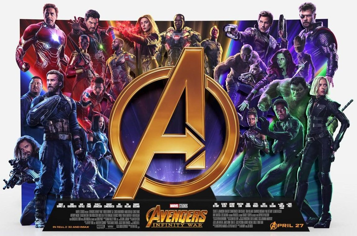 Marvel's Avengers: Infinity War rastreando $ 200 millones más el fin de semana de apertura nacional