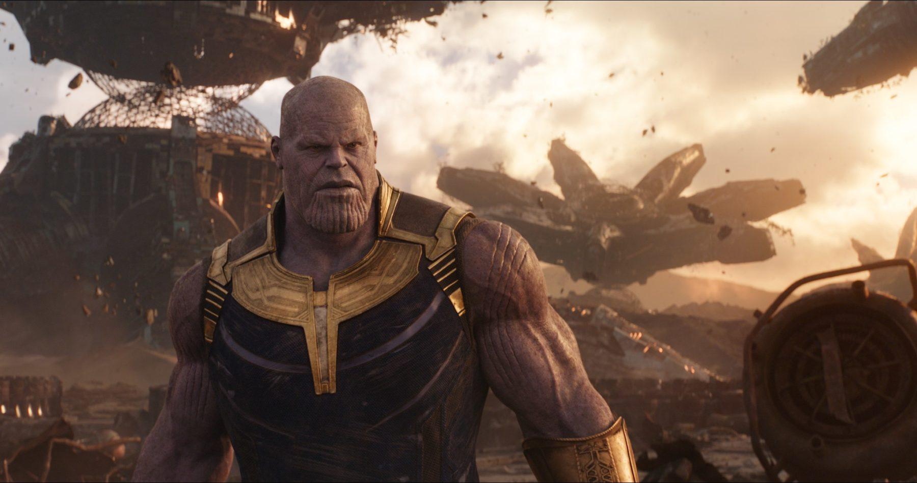 Más imágenes nuevas en los últimos spots de Avengers: Infinity War TV
