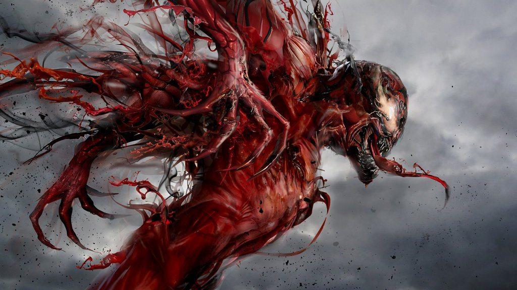 Más rumores de que Woody Harrelson está jugando Carnage en Venom