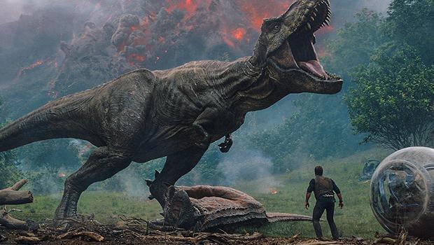 Nuevo trailer de Jurassic World: Fallen Kingdom clasificado, se espera que llegue con Avengers: Infinity War