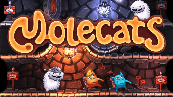 Puzzle Adventure Molecats deja Early Access a finales de este mes