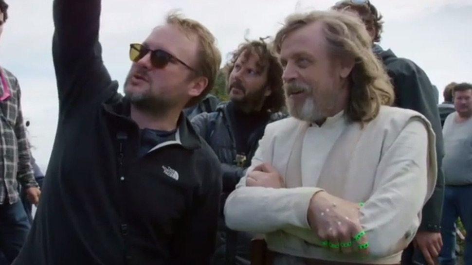 Rian Johnson quiere dirigir un episodio de The Mandalorian