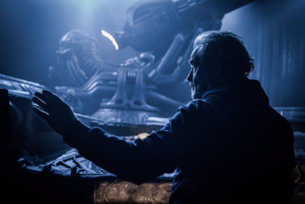 Ridley Scott dirigirá la serie de ciencia ficción Raised By Wolves