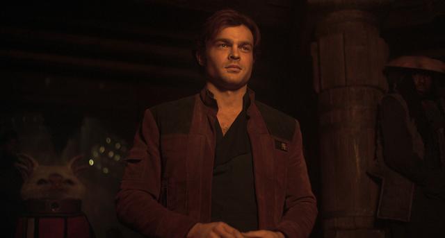 Ron Howard dice que Alden Ehrenreich no está haciendo una impresión de Harrison Ford en Solo: A Star Wars Story