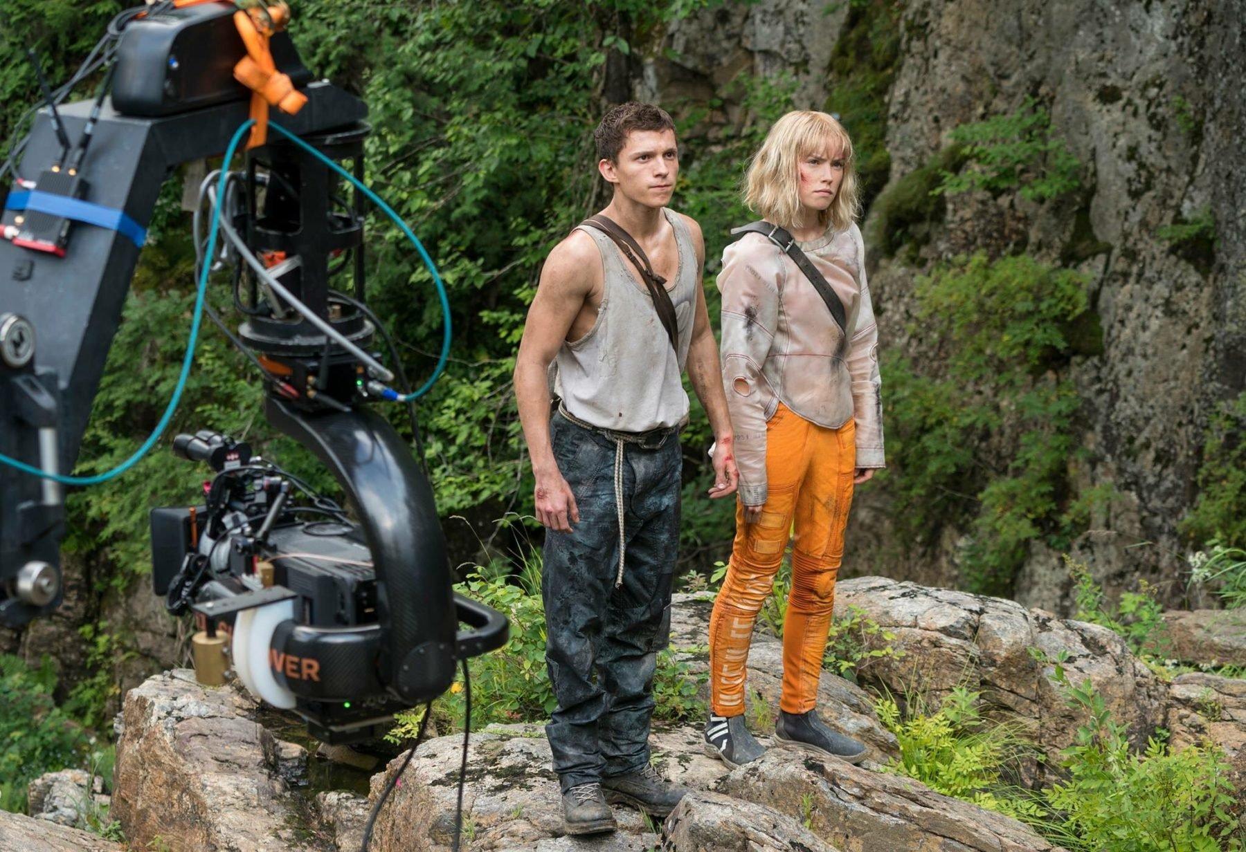 Según los informes, Lionsgate consideró que 'Chaos Walking' era irrelevante
