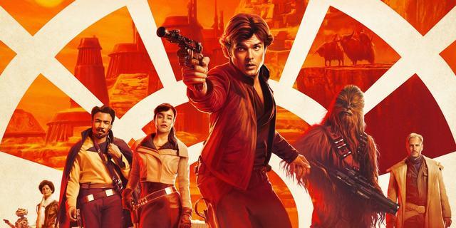 Solo: Una historia de Star Wars que rastrea $ 300 millones más apertura global