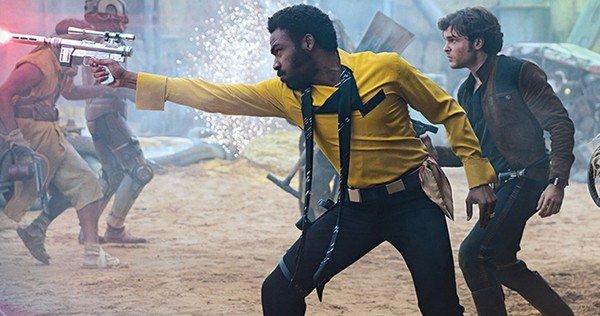 Solo: una preventa de Star Wars Story dobla la Pantera Negra de Marvel en las primeras 24 horas, se lanza un nuevo spot de televisión